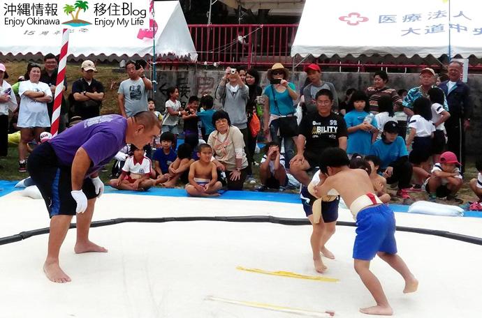 ちびっこ相撲大会