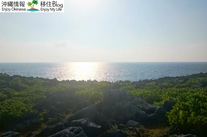 朝の辺戸岬