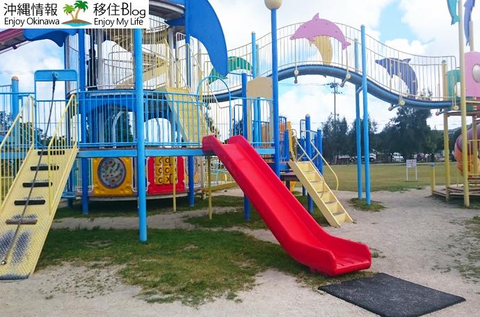 幼児・未就学児におすすめなの滑り台