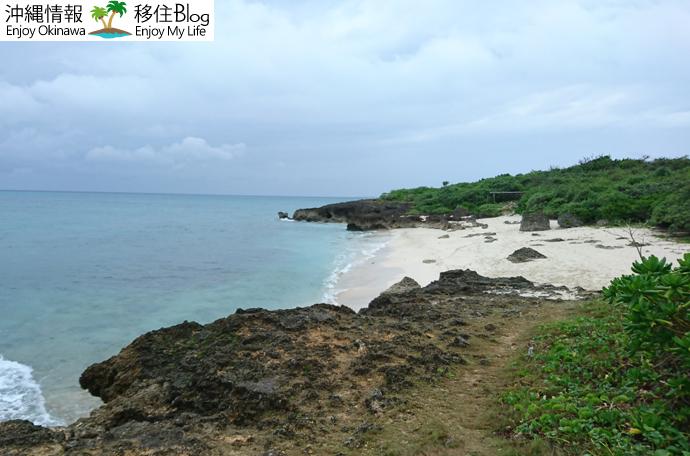 来間島のビーチ