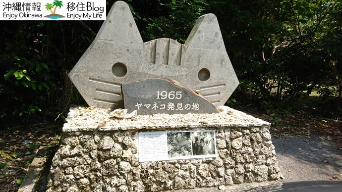 1965 ヤマネコ発見の地