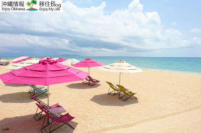 ニラカナイ西表島のビーチ