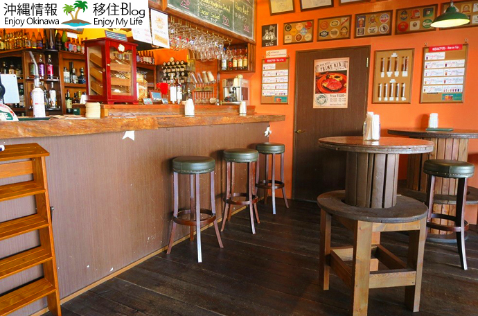 Beer Rizeの店内