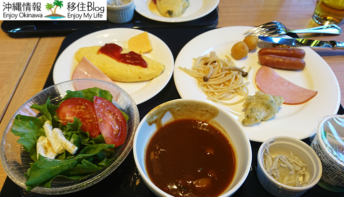 宮古島東急ホテル&リゾーツの朝食