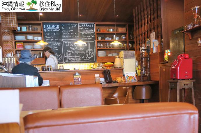 コーヒーシャープララミー店内